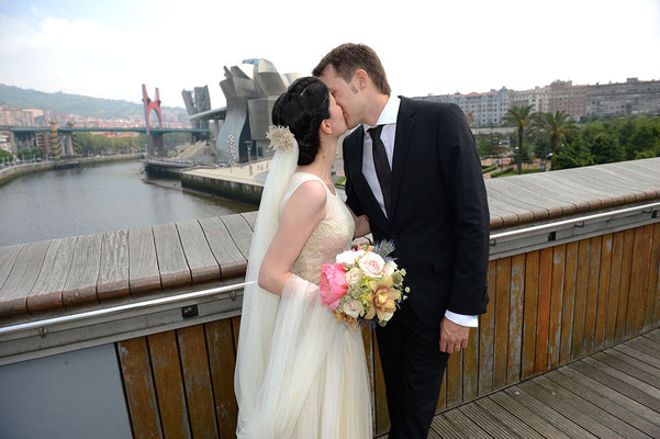Ramo de novia Bilbao