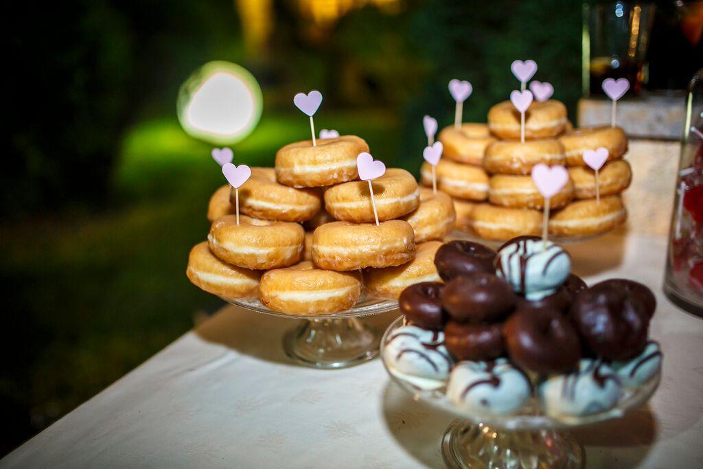boda aramendi, zamudio, candy bar, donuts bar