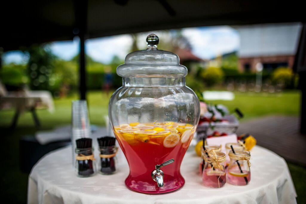 limonada rosa, boda aramendi, zamudio