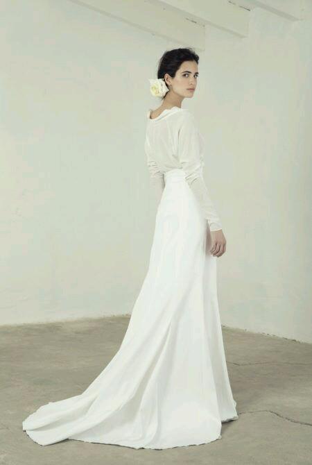 claves para elegir el vestido ideal de novia - conmemora