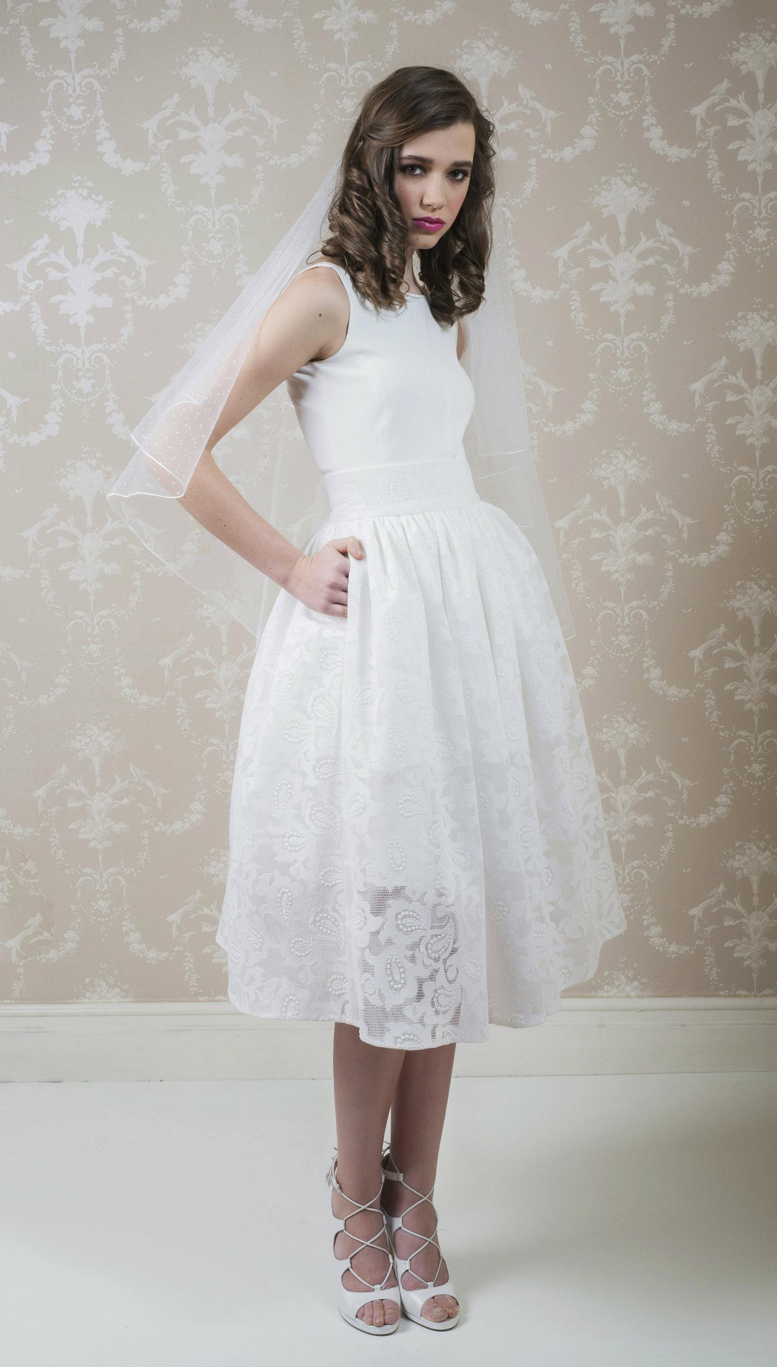 White Alice, Alicia Rueda