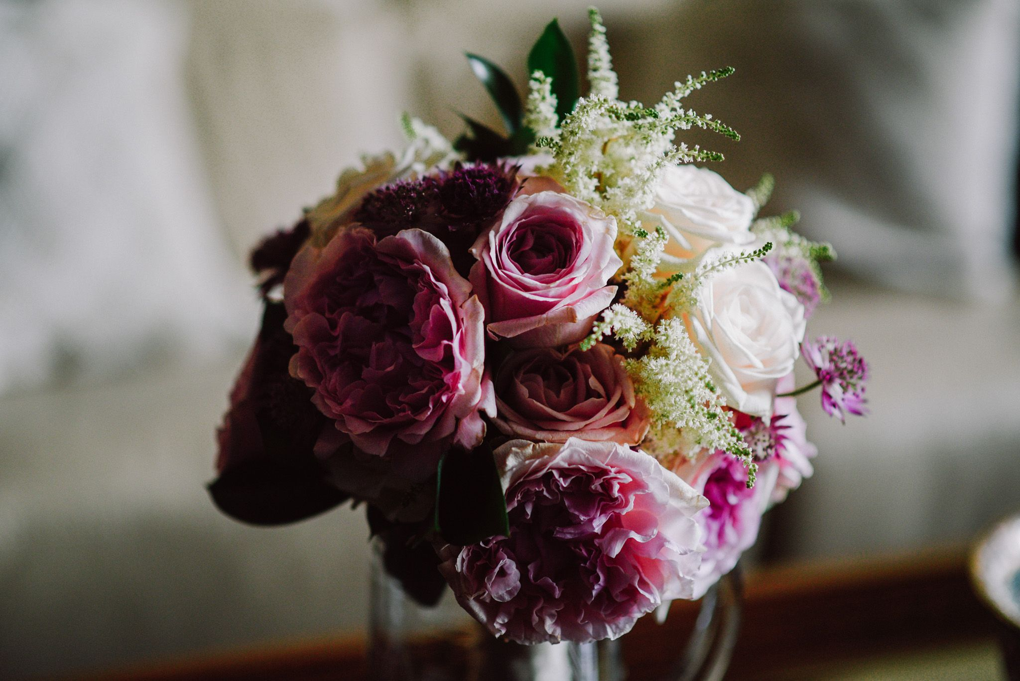 ramo de novia flores elorz
