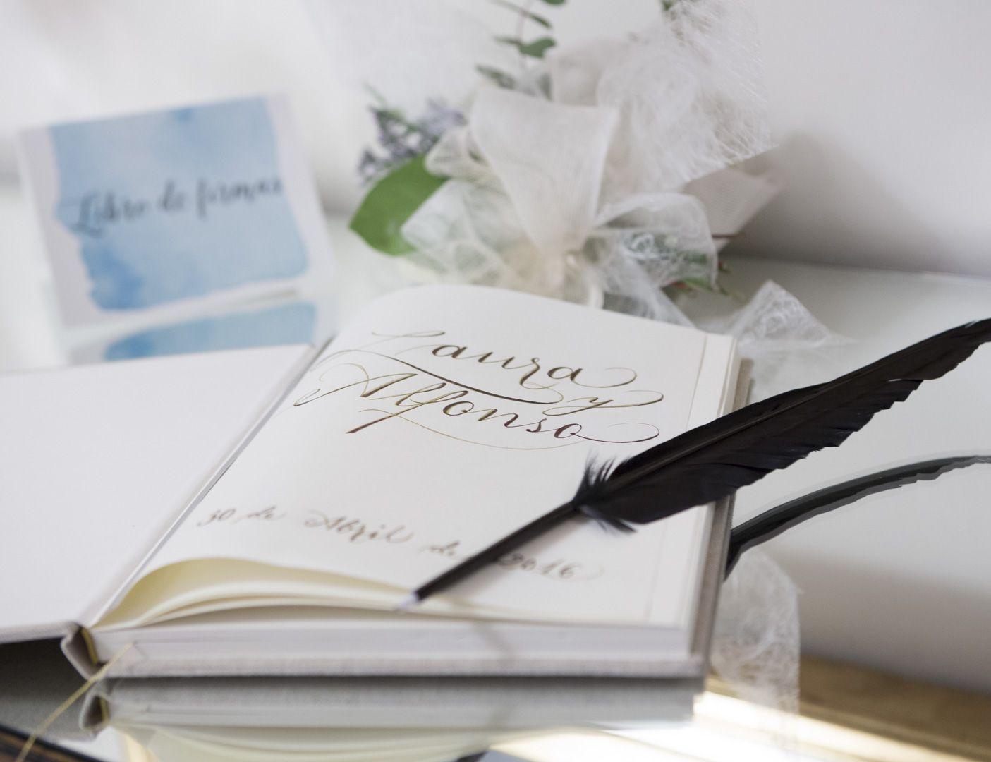 Libro de firmas Carlton