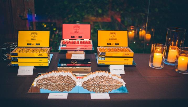 cigar bar, tabac corner, boda en arcos de quejana organizada por Conmemora wedding planner