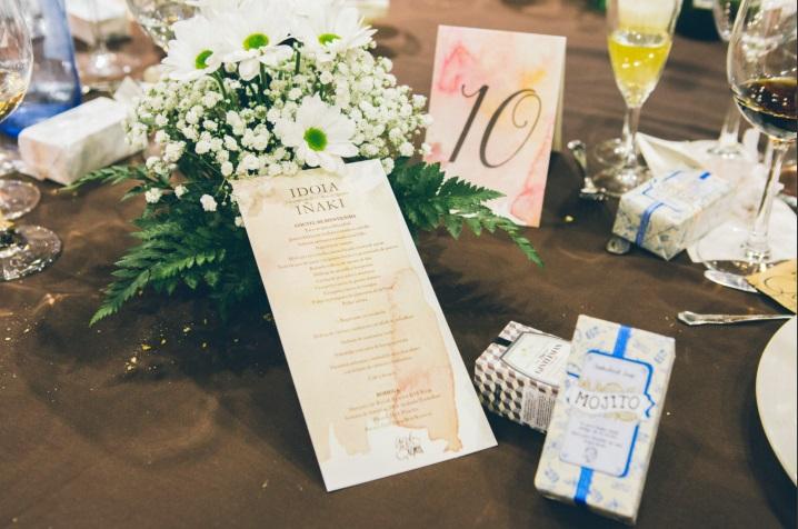 boda en arcos de quejana organizada por Conmemora wedding planner