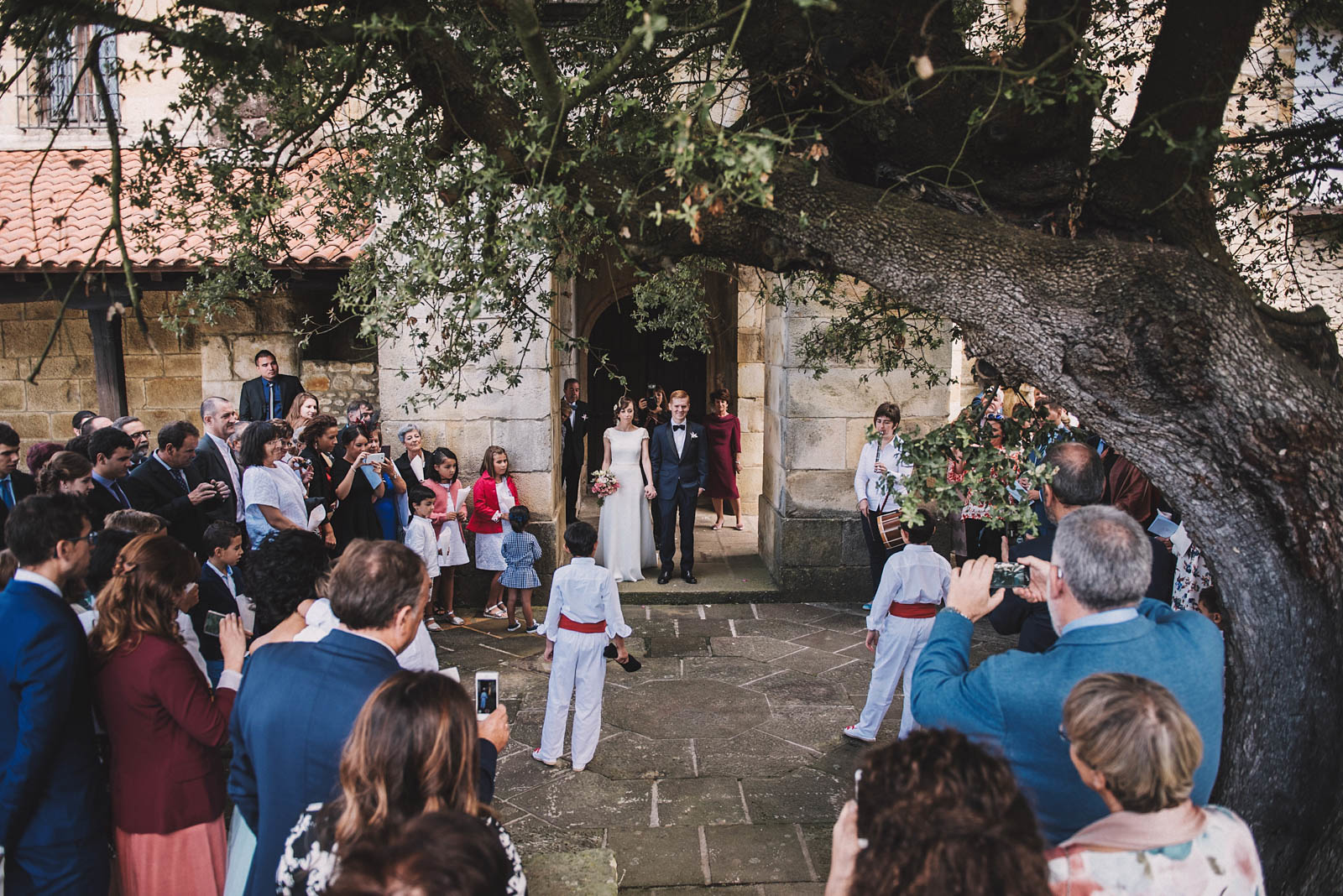 Aurrezku, San Miguel de Garai. Boda organizada por Conmemora Wedding Planner
