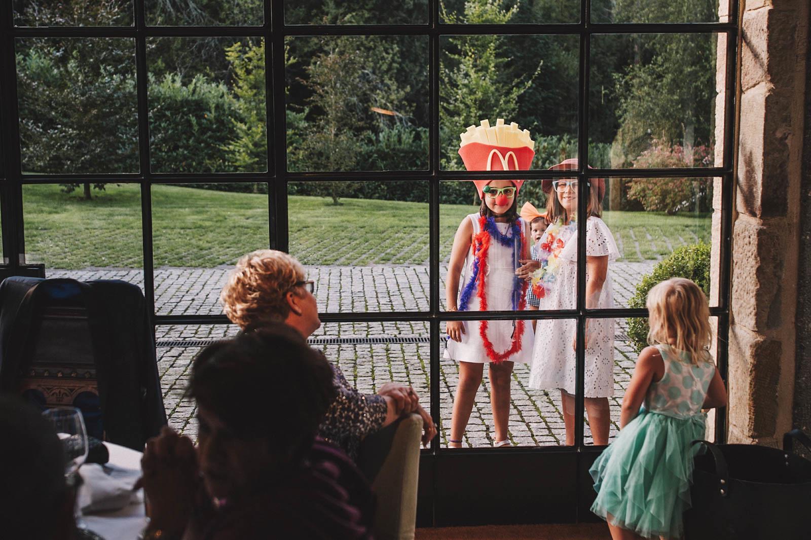 Kiribox. Boda con niños organizada por Conmemora Wedding Planner