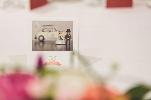 Tareas de wedding planner. Creación de la identidad de la boda.