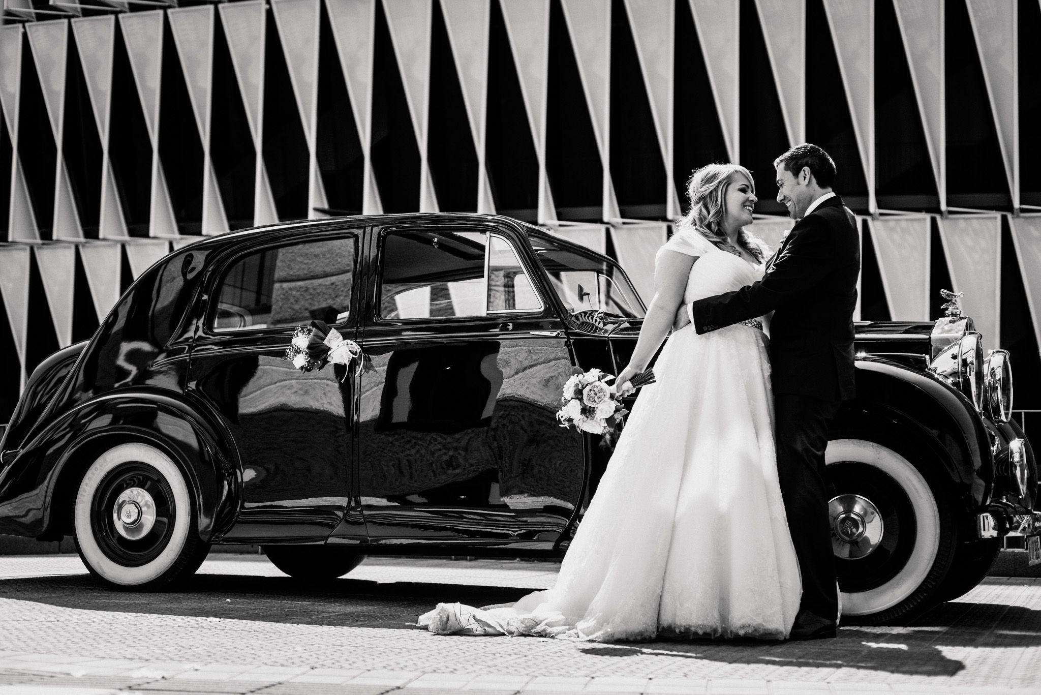 boda en Bilbao, San Mamés