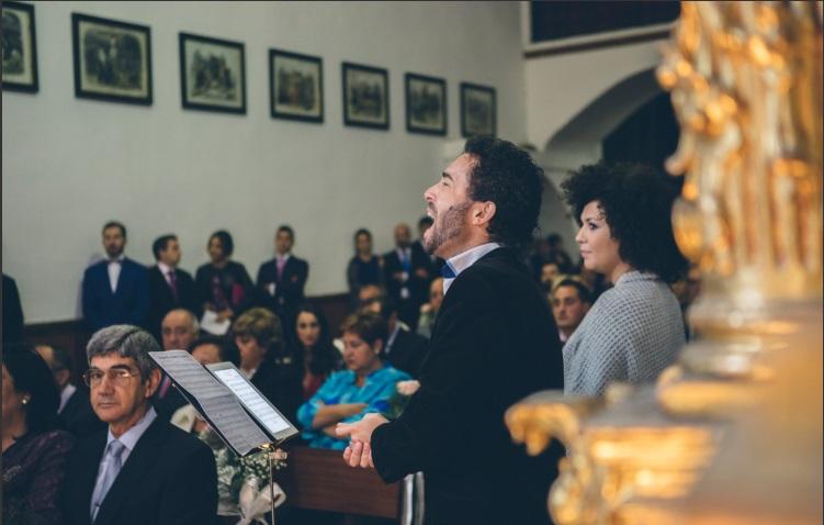 Canto en bodas, Monasterio de Quejana, Conmemöra wedding planner