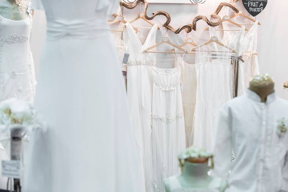 Expobodas, Novelle vestidos de novia