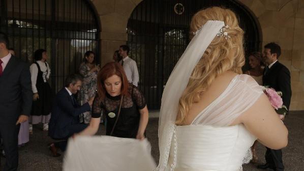 Funciones de una wedding planner durante la boda