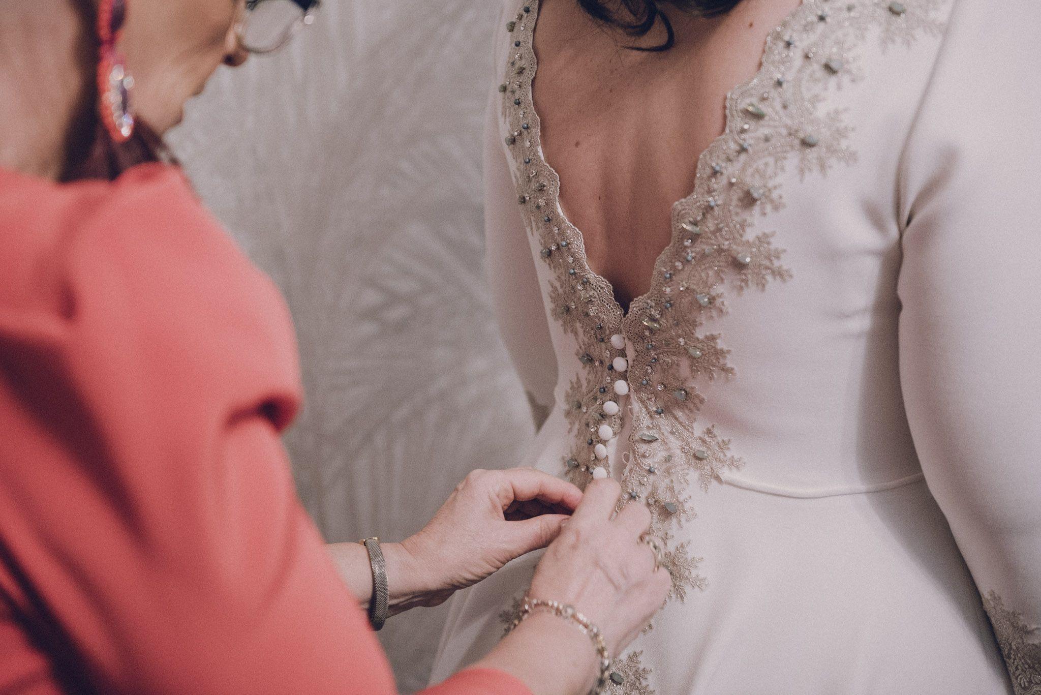 cuánto cuesta casarse, cuánto cuesta un vestido de Alicia Rueda