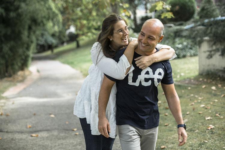 casarse en pandemia, June y Julen