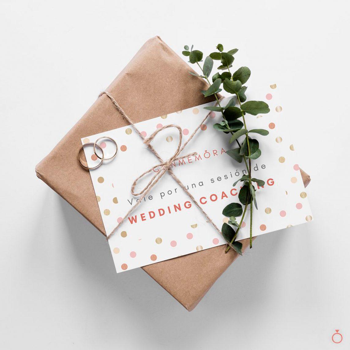 Wedding Coaching, el regalo que todas las novias desean