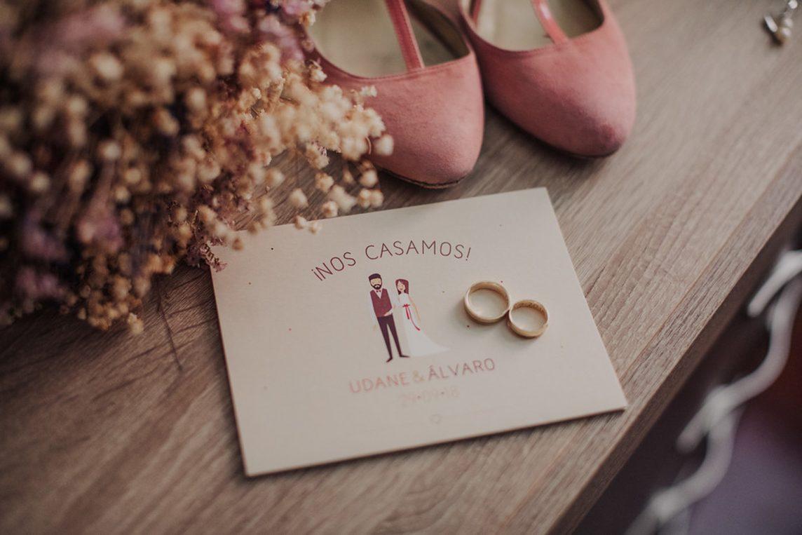 El abc de las invitaciones de boda