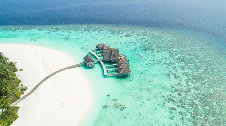 Luna de miel 2021, islas Maldivas