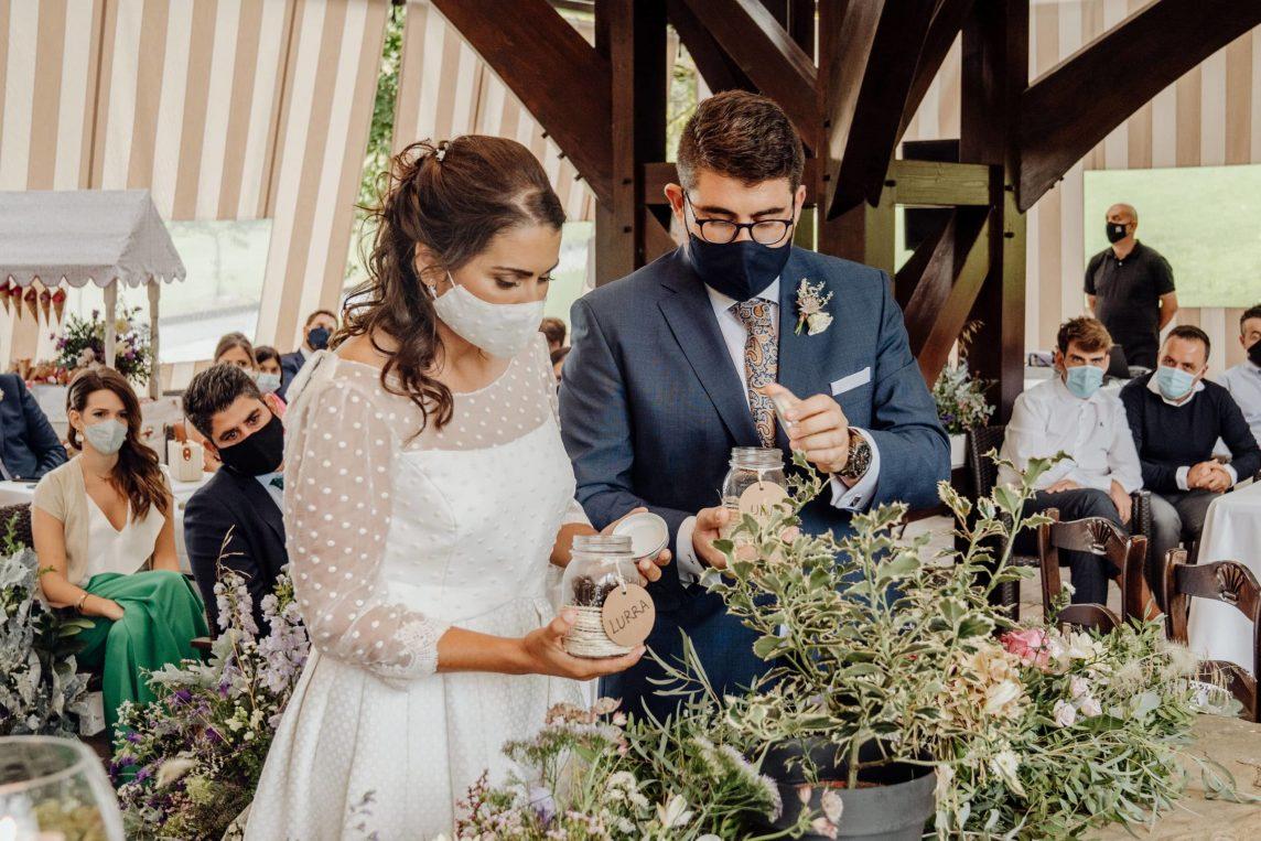 Las actuales restricciones en bodas 2021 en el País Vasco